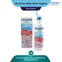 Physiomer Isotonik Baby Nasal Hygiene