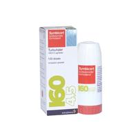 Symbicort 160 mg/4,5 mg Inhaler 60 Doses