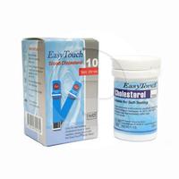 Easy Touch Cholesterol Test Strip (1 Box @ 10 Pcs)