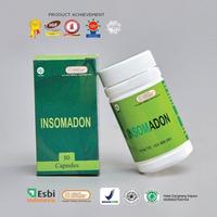 Herbamed Insomadon Kapsul (1 Botol @ 50 Kapsul)