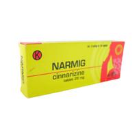 Narmig Tablet 25 mg (1 Strip @ 10 Tablet)