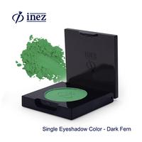 Inez Single Eyeshadow Color Dark Fern