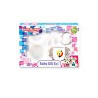 Lusty Bunny Feeding Set Dooz S (6 Pcs) - Putih