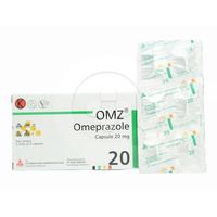Omeprazole OGB Dexa Medica Kapsul 20 mg (1 Strip @ 10 Kapsul)