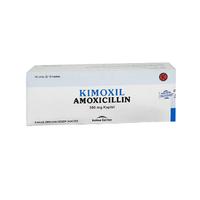 Kimoxil Kapsul 500 mg (1 Strip @ 10 Kapsul)