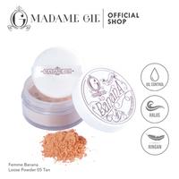 Madame Gie Banana Loose Powder 05 Tan