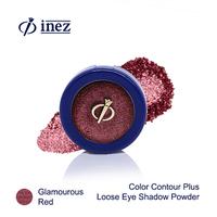 Inez Loose Eyeshadow Powder Glamourous Red
