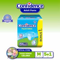 Confidence Popok Celana M 5