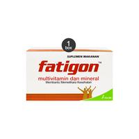 Fatigon Multivitamin Kaplet (1 Box - 15 Kaplet)