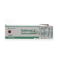 Salbron Tablet 2 mg (1 Strip @ 10 Tablet)