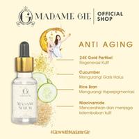 Madame Gie Madame Face Serum - Face Serum Gold Skin Lightener