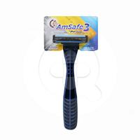 AmSafe 3 Extra Smooth - 1 Razor