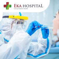 PCR Swab Test COVID-19 - Eka Hospital - AP2