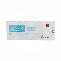Tarivid Tablet 200 mg(1 Strip @ 10 Tablet)