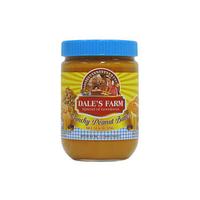 Dale's Farm Crunchy - Peanut Butter 500 g
