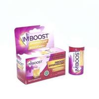 Imboost Tablet Effervescent Rasa Tropical Fruit (1 Tube @ 8 Tablet)