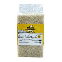 Seblang Banyuwangi - Beras Putih Organik Vacuum 1 kg