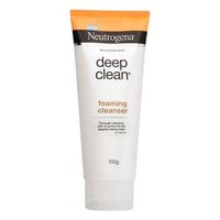Neutrogena Deep Clean Foaming Cleanser 100 g