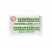 Husada Kasa Hidrofil Steril 16 X 16 cm (Box)