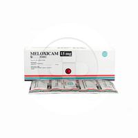 Meloxicam Tablet 15 mg (1 Strip @ 10 Tablet)