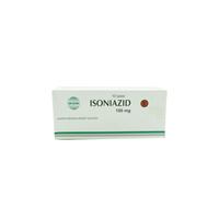 Isoniazid Tablet 100 mg (1 Strip @ 10 Tablet)