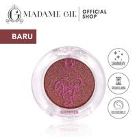 Madame Gie Going Solo Shimmery Pressed Eyeshadow 19 - Quasimodo