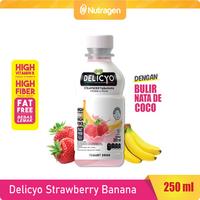 Delicyo Strawberry Banana