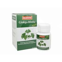 Enervita Gingko Biloba Tablet (30 Tablet)