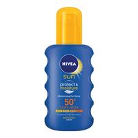 NIVEA Sun Spray SPF50+ 200 ml