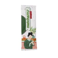 Matchamu - Matcha Latte Sachet 24 g - Minuman Instant Sehat - Jagapati