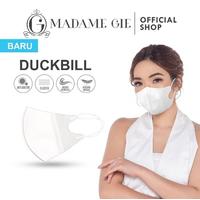 Madame Gie Protect You Duckbill Face Mask Putih - Masker Kesehatan Isi 1 Pcs