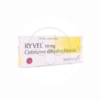 Ryvel Tablet 10 mg (1 Strip @ 10 Tablet)