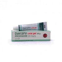 Daktarin 2% Oral Gel 20 g