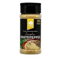 Emaku Bumbu Tabur - Bangka Whitepepper / Lada Putih 60 g