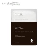 Avoskin Retinol Sheet Mask 15 ml - Bundling 5 Pcs