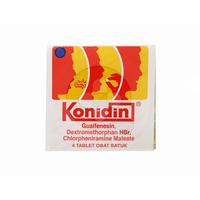 Konidin Tablet (1 Strip @ 4 Tablet)