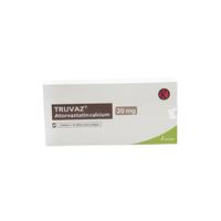 Truvaz Tablet 20 mg (1 Strip @ 10 Tablet)