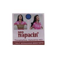 Neo Napacin Tablet (1 Strip @ 4 Tablet)