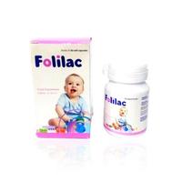 Folilac Kapsul (1 Botol @ 30 Kapsul)