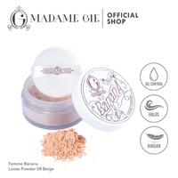 Madame Gie Banana Loose Powder 04 Beige