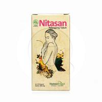 Nitasan Kapsul ( 1 botol @ 12 kapsul)