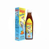 Biolysin Emulsion Rasa Jeruk Sirup 250 ml