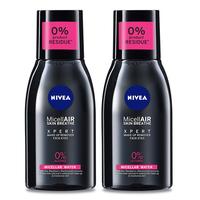 NIVEA Micellair Black Xpert - Twin Pack