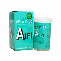 IPI Vitamin A Tablet (50 Tablet)