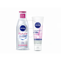 NIVEA Face Care Double Cleansing - Pearl White
