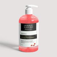 Herbal Nature Strawberry Shower Gel 500 ml