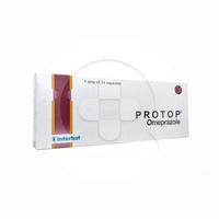 Protop Kapsul 20 mg (1 Strip @ 14 Kapsul)