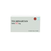 Telmisartan Tablet 80 mg (1 Strip @ 10 Tablet)