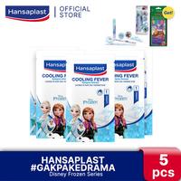 Hansaplast #GakPakeDrama Disney Frozen Series