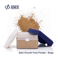 Inez Satin Smooth Face Powder - Beige